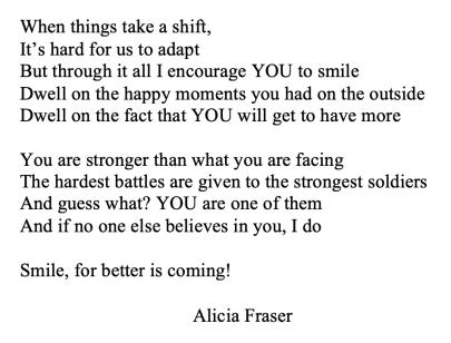 Alicia Fraser